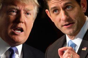 Vocero de la Cámara no está convencido con Trump