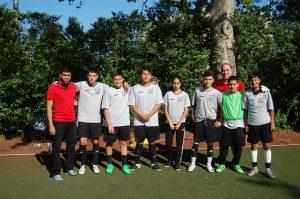 Alemania, Campeon del torneo Division 1.