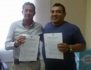 Jaime Prado y Hector La Torre.