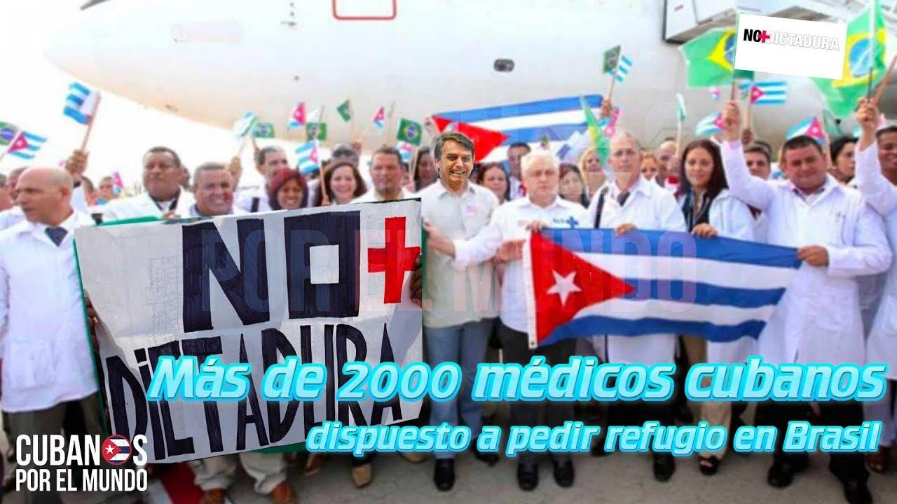 Las misiones de medicos cubanos no son ni humanitarias ni voluntarias