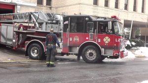 Bomberos del Norte de Hudson reciben ayuda federal