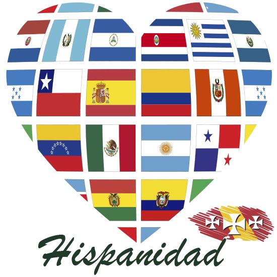 Desfile Hispanidad en la capital del mundo