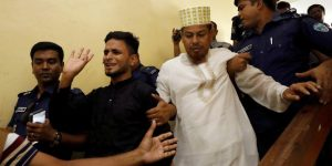 Condenan a muerte a 16 personas por quemar viva a joven en Bangladesh