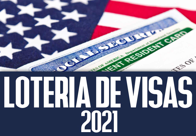 Todo lo que debe saber sobre la Loteria de Visas