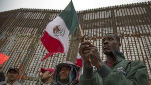 La 'ruta de la muerte': migrantes africanos hacia EEUU