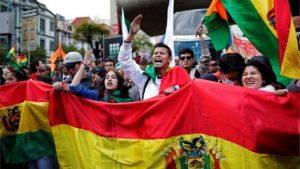 Declaración Conjunta de los Senadores Menéndez, Durbin y Cruz acerca de Bolivia