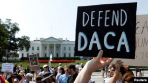 Futuro incierto con la llegada de DACA a la Corte Suprema