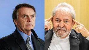 Bolsonaro pide a los brasileños 'no dar munición' al 'canalla' de Lula