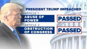 Pelosi evalúa retrasar la entrega de los artículos de juicio político a Trump al Senado