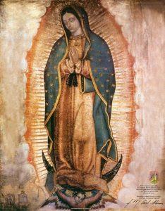 La Virgen de Guadalupe y otras patronas de América Latina