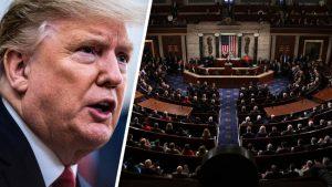 Estos son los demócratas que se negaron a votar contra Trump