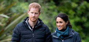 Meghan Markle y el príncipe Harry se alejan de la familia real y buscan independencia financiera