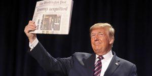Elecciones, una pelea que Trump arrancó ganándoles a los demócratas