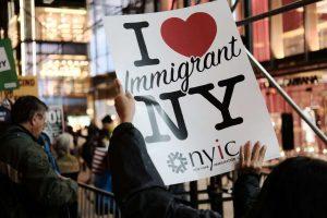 Neoyorquinos a la defensiva tras anuncio de la llegada de Patrulla Fronteriza a NY y NJ