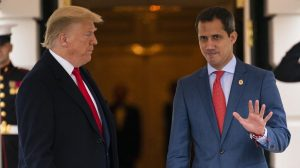 La administracion Trump se prepara para intensificar las sanciones contra el régimen