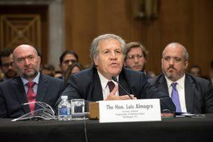 Luis Almagro reelegido en la OEA