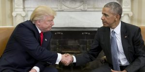 Por cuenta de Trump, Obama será central en la campaña presidencial