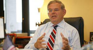 Senador Menéndez Pide al Departamento de Justicia que Investigue el Trabajo del ex-Congresista David Rivera