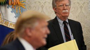 Los temas preocupantes que retrata el libro de John Bolton