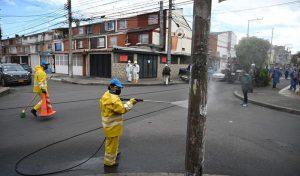 La pandemia se acelera en Colombia mientras el país se reactiva