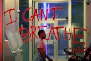 Protestas contra la violencia policial en todo el país desatan temor a nuevos brotes de coronavirus
