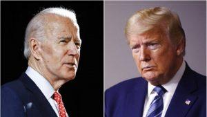 Biden le ganaria facilmente al presidente Trump