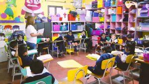 Nueva York abre las guarderias infantiles