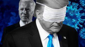 La cruzada antimáscara de Trump empieza a jugarle en contra