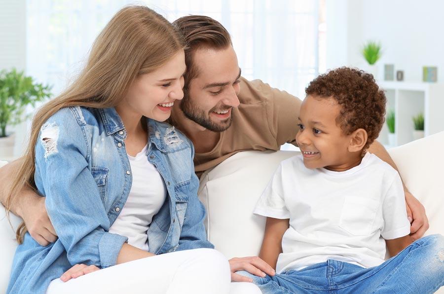 La súplica de un niño para ser adoptado que conmueve a Estados Unidos