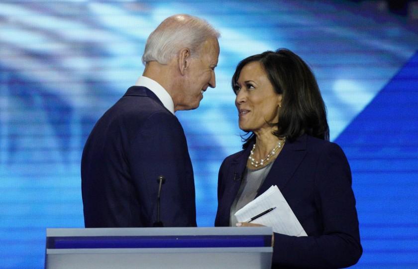 Kamala Harris es la elección de Joe Biden para vicepresidenta