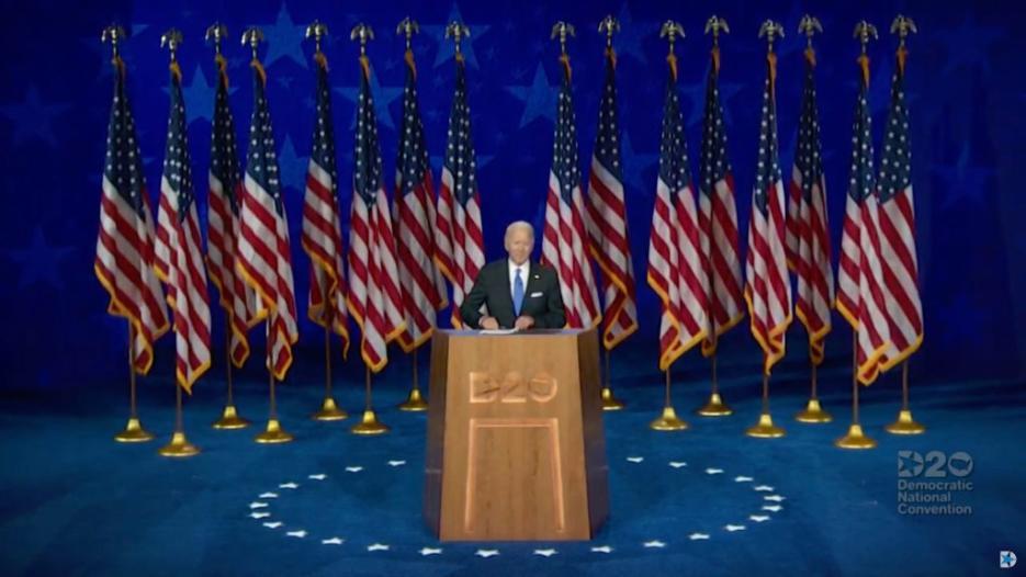 Joe Biden oficialmente candidato demócrata a la presidencia de EEUU