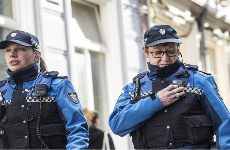 Programa de camaras de video corporales para la policia