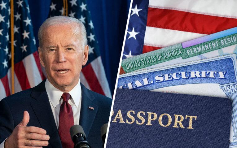 Biden propone reestructurar las leyes de inmigración en su primer día en el cargo