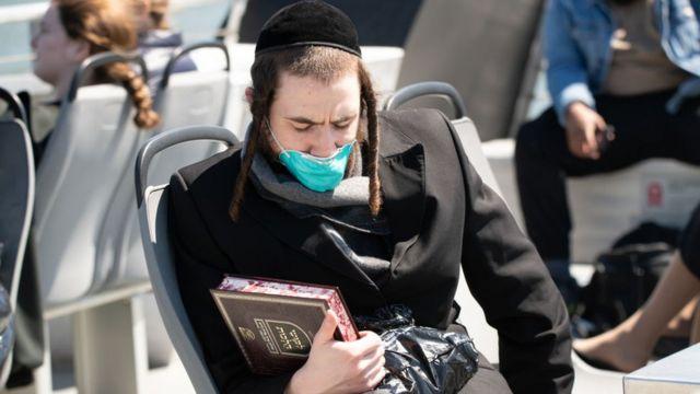 Israel se adelanta y es el primer pais con mas vacunados contra el Covid