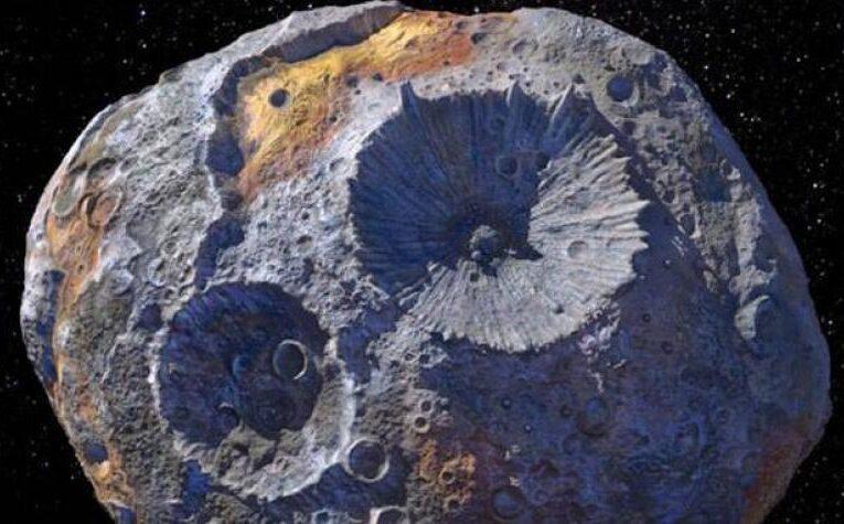 Psyche 16: el 'asteroide de oro' que cuesta más que la economía global