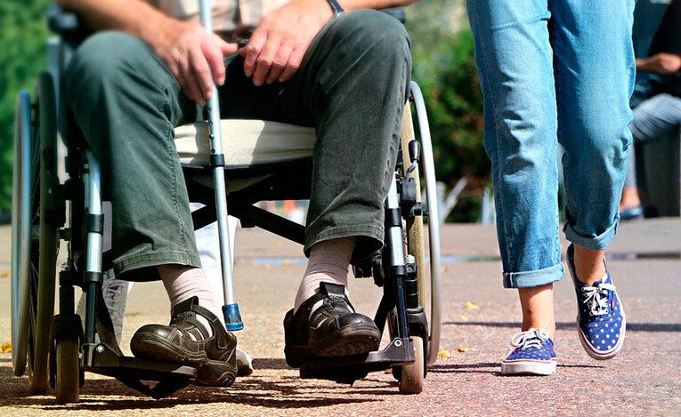 Proyecto de ley para ayudar a personas incapacitadas
