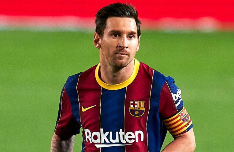 Las insólitas cláusulas del contrato de Messi