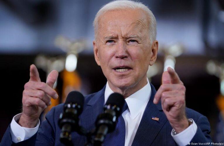EE.UU. necesita plan de infraestructura para 'liderar el mundo': Biden