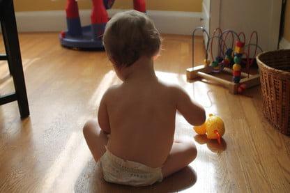 El extraño caso del bebé que nació con tres penes