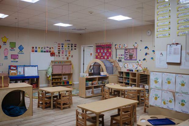Partidas presupuestales para mejorar jardines infantiles