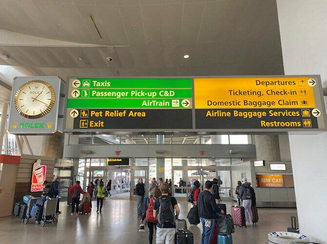 Conozca qué aeropuertos de EE. UU. ofrecen vacunas contra el covid-19